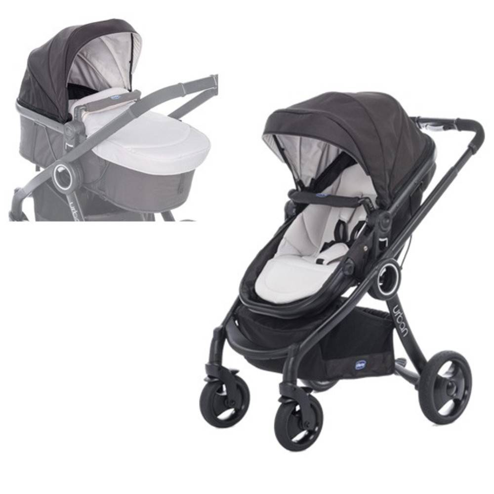 Chicco Silla De Paseo Urban Plus + Pack Color Sandshell Chicco 0m+