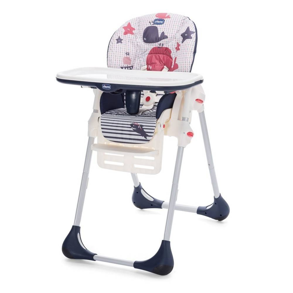 Chicco Trona Polly Easy Chicco 6m+