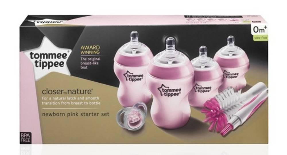 tommee tippee Kit Recién Nacido Closer To Nature Tommee Tippee 0m+