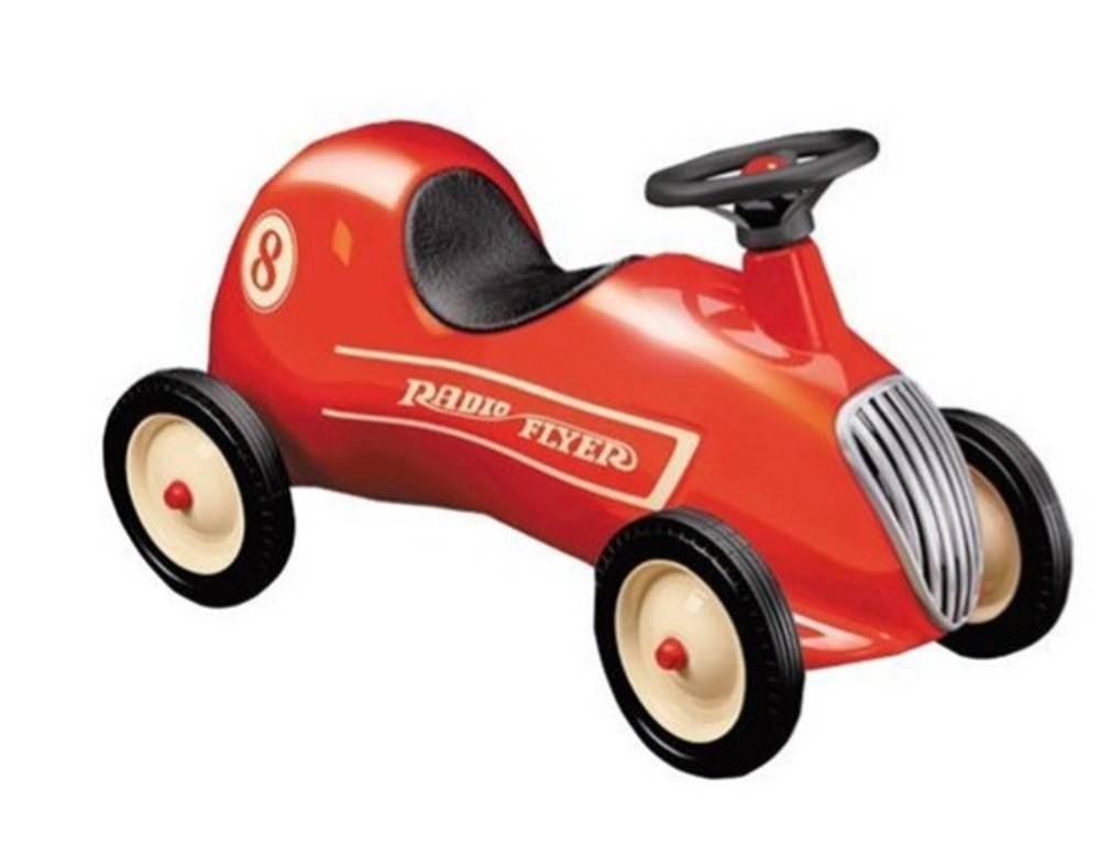 Radio Flyer Little Red Roadster Radio Flyer
