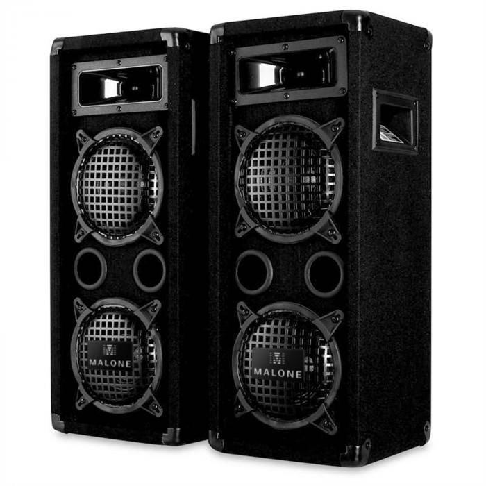 "Electronic-Star Set PA ""Beatperformer II"" 1200W (PL-4794-1709)"