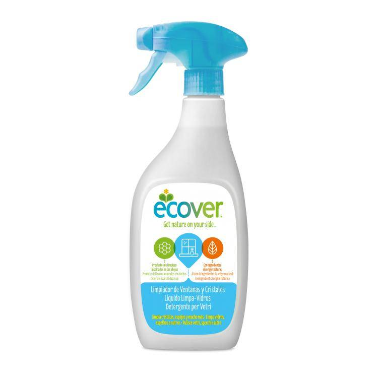 Ecover Limpiacristales Ecover, 500 Ml
