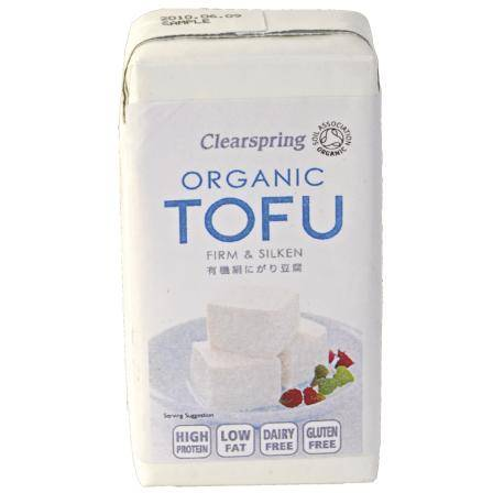 Clearspring Tofu Sedoso Japonés Clearspring, 300g