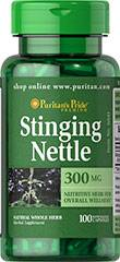 vitanatural Stinging Nettle - Ortiga 300 Mg 100 Cápsulas