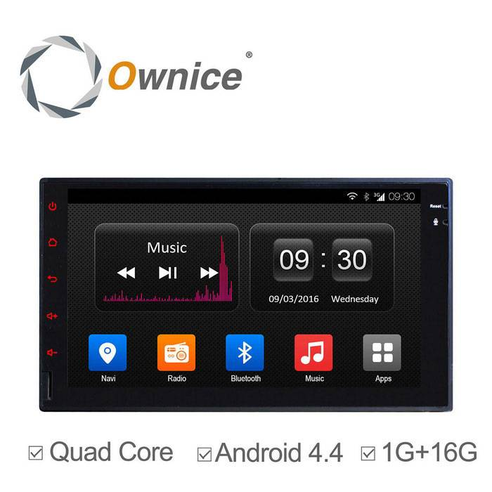 Ownice C300 elegante androide 7
