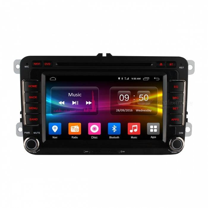 Ownice C500 OL-7991G octa-core Android 6.0 coche reproductor de DVD para VW