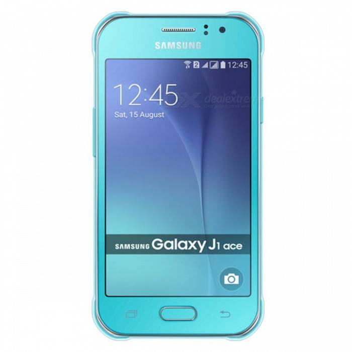 Samsung galaxy J1 as SM-J111F telefono movil 1GB RAM 8GB ROM ranuras dual sim - azul