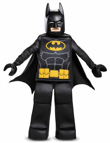 Lego Disfraz Batman Lego® movie Premium niño 7-8 años (122/128)