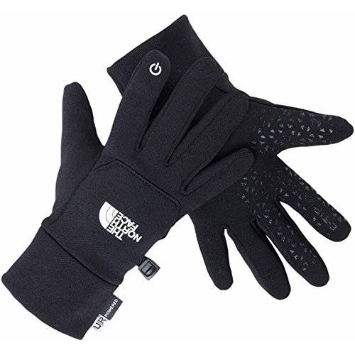 The North Face Etip Glove - Guantes  unisex, color negro, talla M