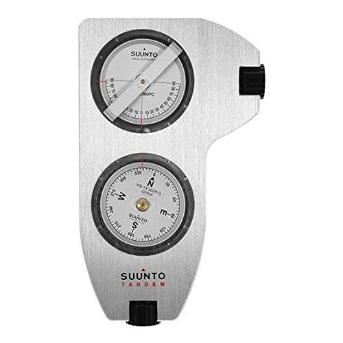 Suunto Tandem/360Pc/360R Dg Clino/Compass - Brújula, color blanco