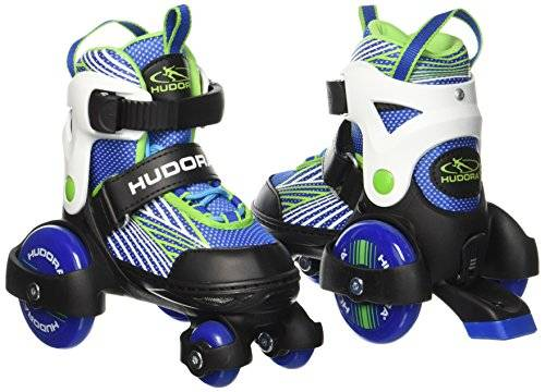 Hudora My First Quad Boy ajustable Patines Azul (Azul)
