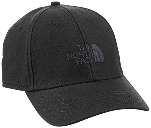 The North Face 66 Classic Hat - Gorra unisex, color marrón, talla OS