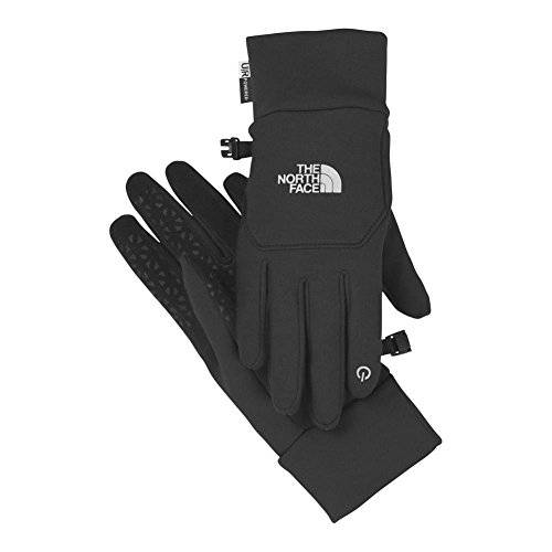 The North Face W Etip Glove - Guantes  para mujer, color negro, talla M