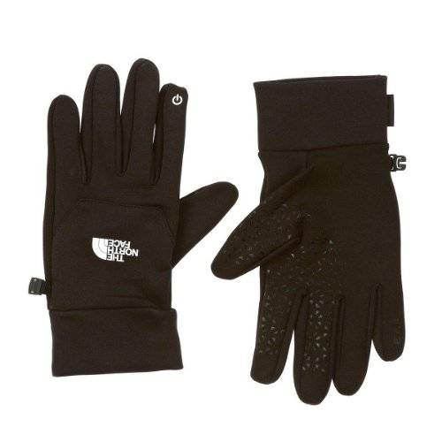 The North Face Etip Glove - Guantes unisex, color negro, talla XL
