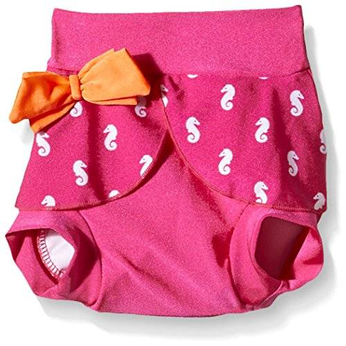 Zunblock Baby UV 50 plus Zwimmies Seahorse rosa Hollywood Talla:6-12 meses