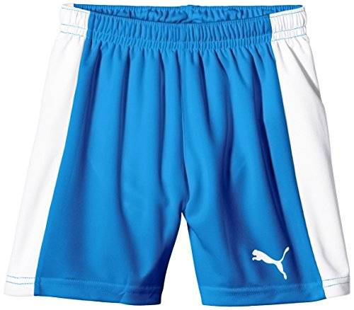 Puma Hose Pitch Shorts mit Innerbrief - Prenda, color azul (puma royal/white), talla de: 152
