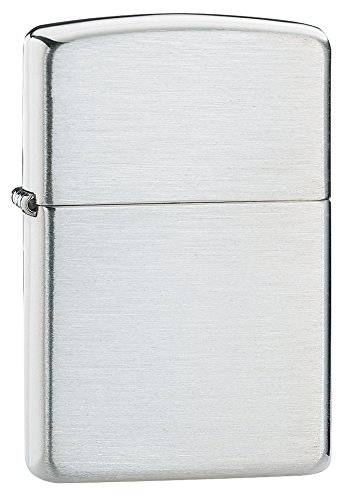 Zippo Sterling Silver - Mechero, color sterling silver (not hallmarked)
