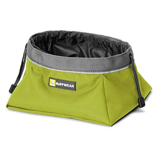 Ruffwear - Quencher Cinch Top, color forest green, talla L
