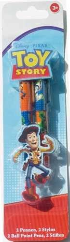 Partner Jouet - A1003804 - Fourniture Scolaire - 2 Stylos - Bille - Toy Story