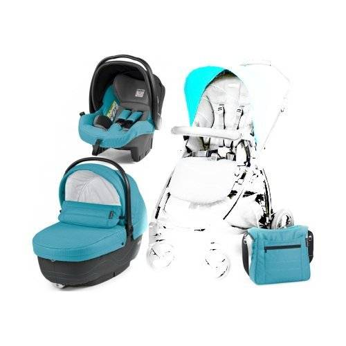 Peg Perego XL Sportivo - Set modular, color Bloom Scuba