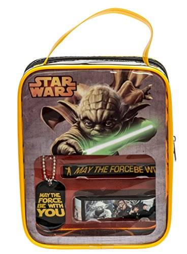 Desconocido Star Wars Episode VII Pack de Regalo May The Force Be With You