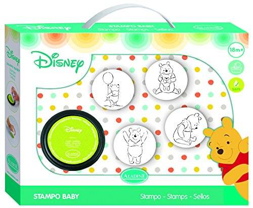 Aladine The-Pooh Stampo Baby Winnie, 61001