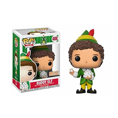 FunKo Figura POP Elf Buddy with Snowballs Exclusive