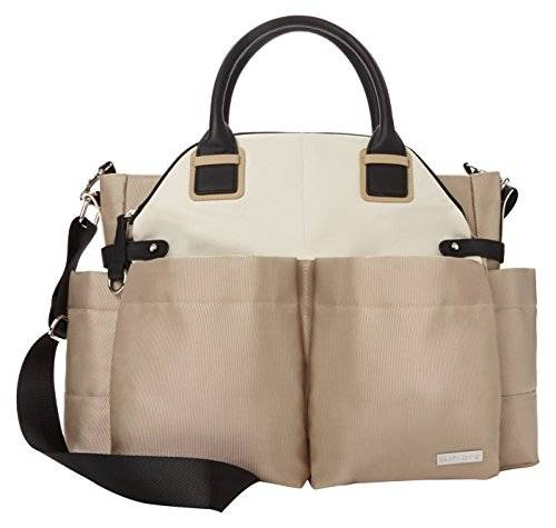 Skip Hop Chelsea Downtown Champagne - Bolso cambiador