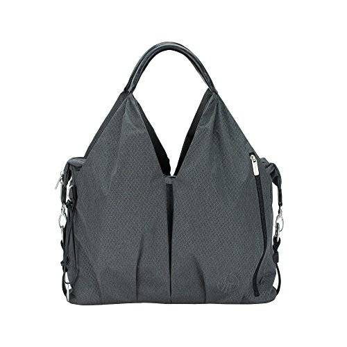 Lässig Green Label Spin Neckline Bag black mélange