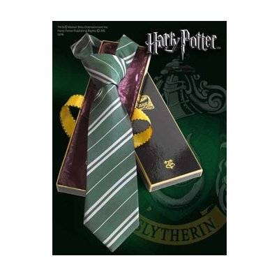 Noble Collection – Harry Potter corbata serpeverde Deluxe