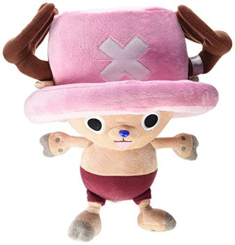ABYstyle Peluche Chopper One Piece vibrante (30cm)