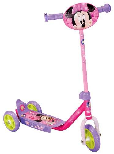 Minnie Bowtique Mickey Mouse - Patinete Minnie