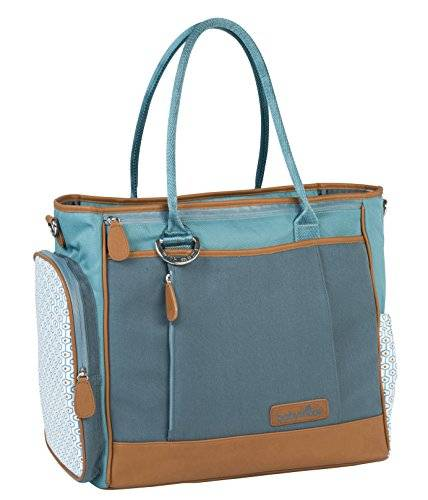 Babymoov Essential A043553 - Bolso maternal, color petrol