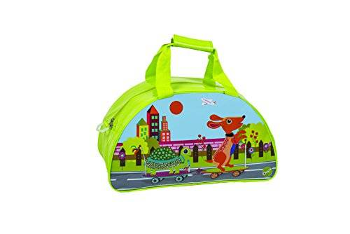 John 49101 _ City My Sport Bag Ciudad, Multicolor