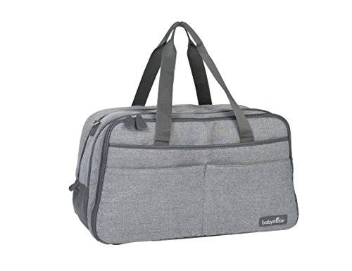 Babymoov Traveller A043566 - Bolso maternal, color gris