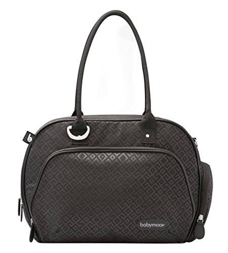 Babymoov Trendy A043576 - Bolso maternal, color negro