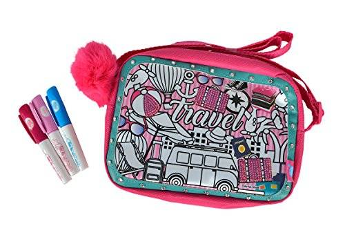 Simba Color Me Mine Glitter Couture Travel Bag