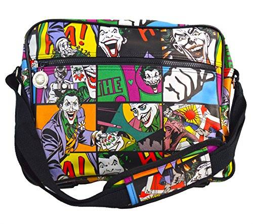 Batman The Adventures of Robin - Bolso bandolera, diseño de El Joker Pop Art
