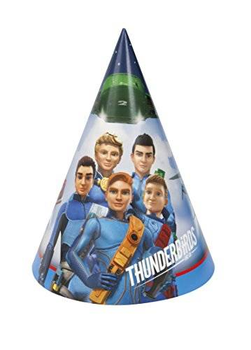 Unique Party Thunderbirds Party Supplies