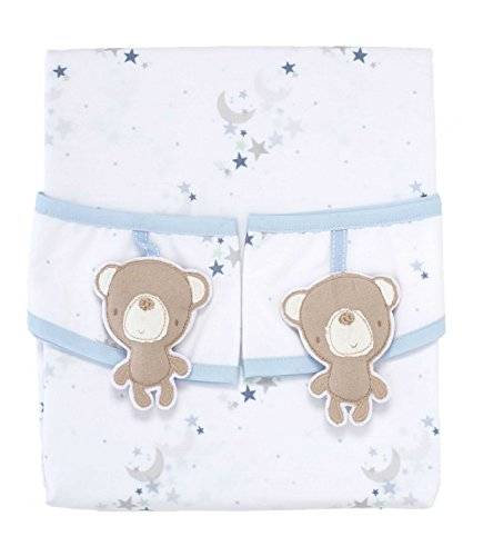Silver Cloud Little Star cortinas y abrazaderas