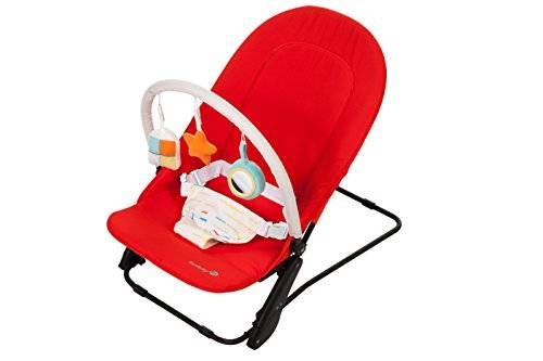 Safety 1st silla mecedora Laoma Red Lines