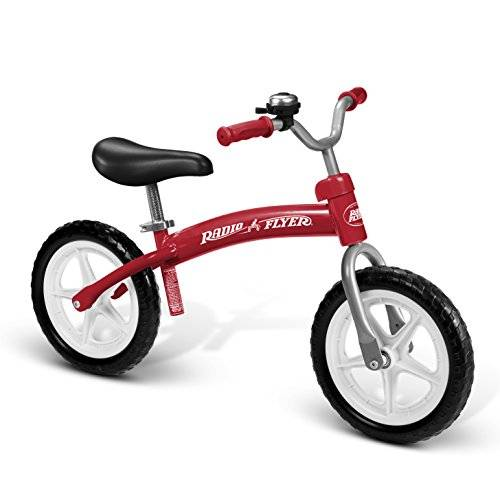 Radio Flyer Bicicleta, color rojo (800A)