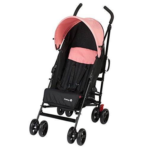 Safety 1st Slim - Silla ligera, color Pop Pink