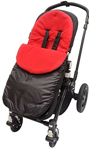 For-your-Little-One Saco/Cosy Toes Compatible con Babystyle rojo