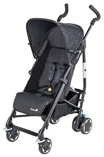 Safety 1st Compa'City - Silla ligera, color Splatter Black