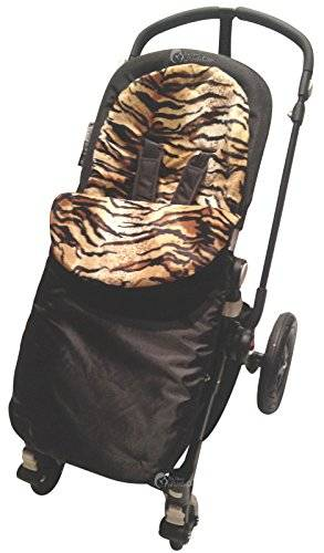 For-your-Little-One Animal Print saco/Cosy Toes Compatible con Buggy pushchiar tigre
