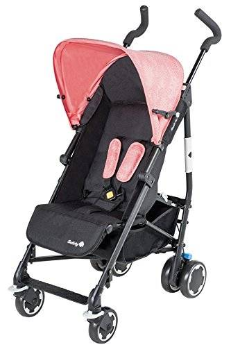 Safety 1st Compa'City Cochecito para bebé rosa Pop Pink