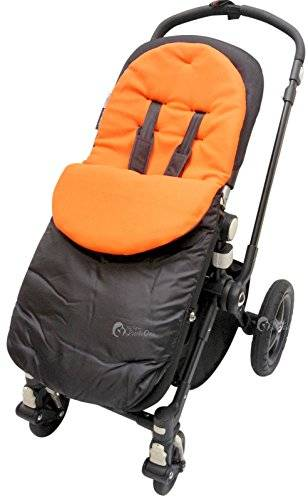 For-your-Little-One Saco/Cosy Toes Compatible con silla naranja