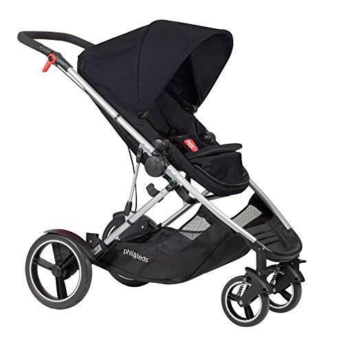 Phil and Teds Phil & Teds Voyager Buggy carrito negro