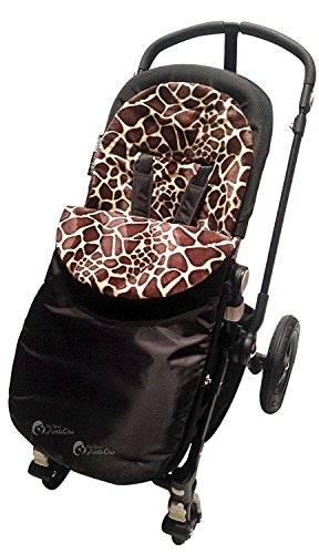 For-your-Little-One Animal Print saco/Cosy Toes Compatible con Tippitoes Move/Spark/fusible/Max jirafa